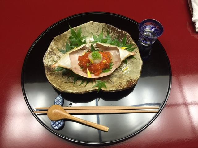 Nakamura 1st course