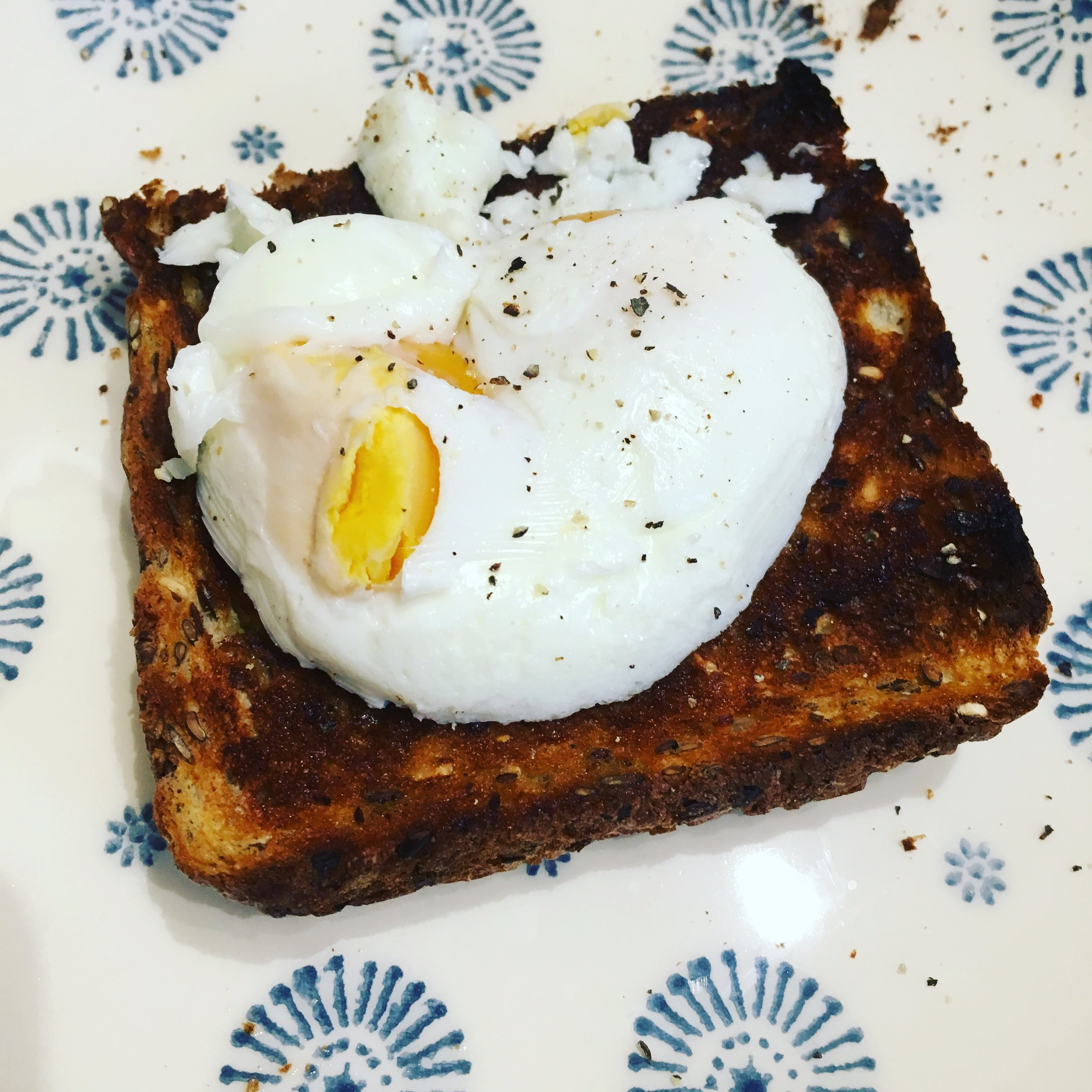 High in protein and low in calories, eggs are a great way to start the day!