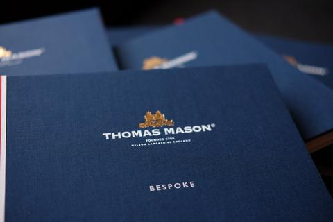 Thomas Mason's Bespoke Collection