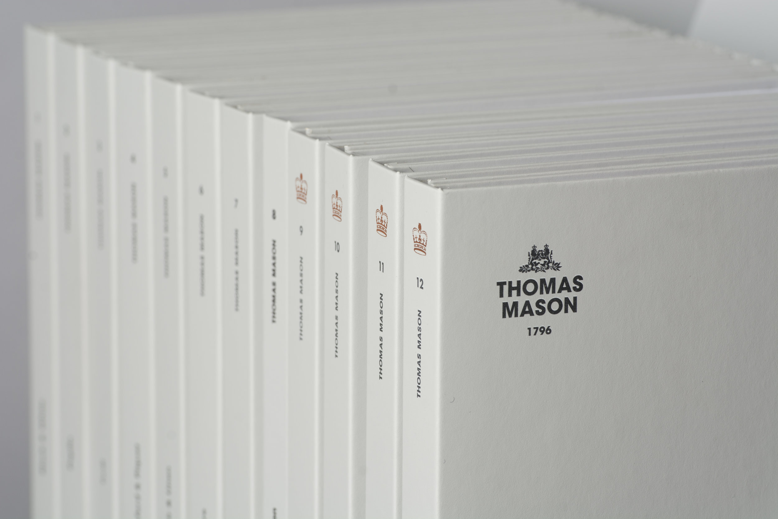 Hall Madden X Thomas Mason 1796 Bespoke Collection