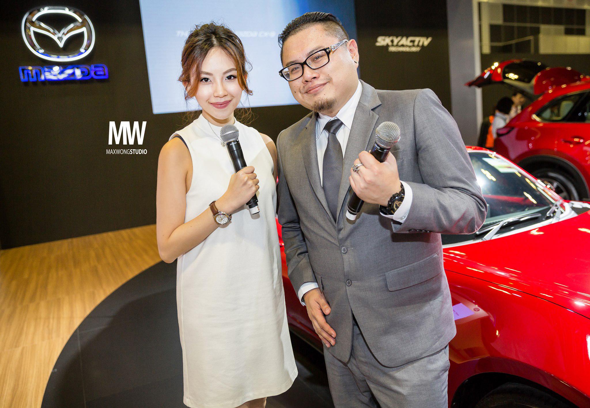 Singapore Motorshow 2017 (Mazda)