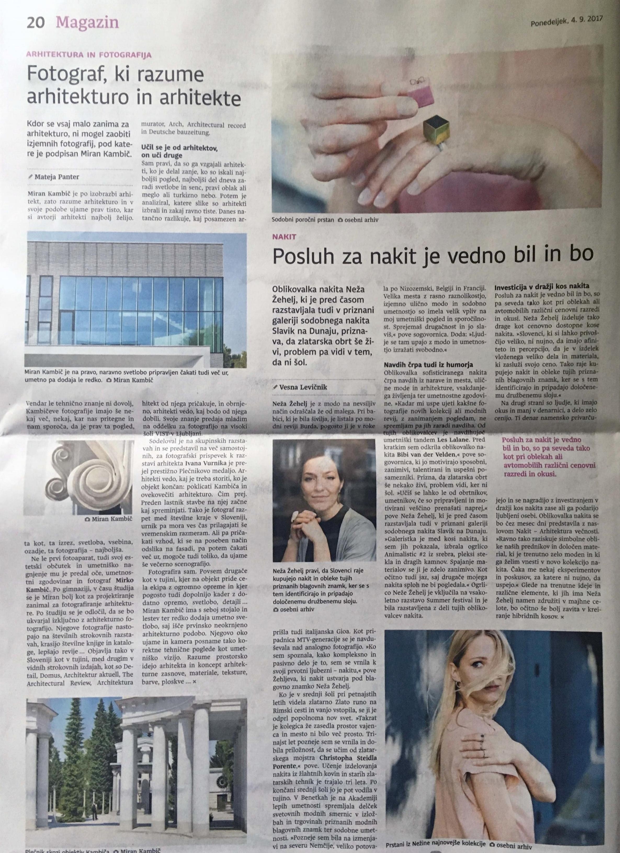 - DNEVNIK newspaper