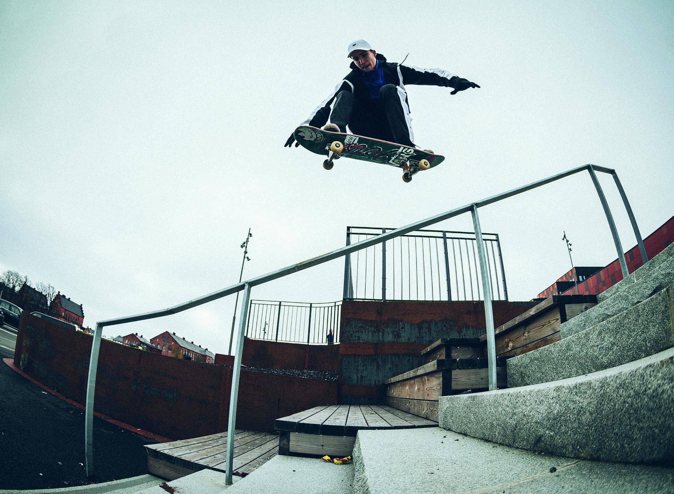 Aron Stairs