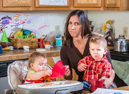 division of responsibility in feeding