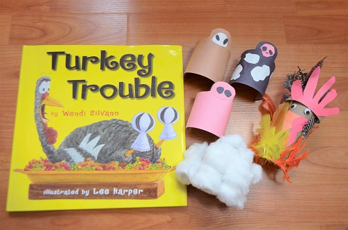 Happy Toddler Playtime Turkey Trouble Activity