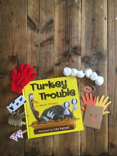 The Mama Workshop Turkey Trouble Activity