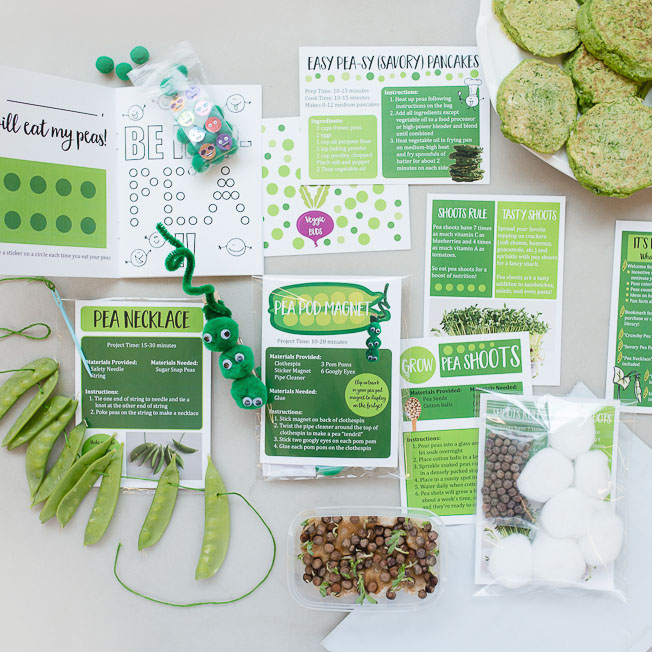 Veggie Buds Club  : Use code VEGGIELOVER15 for 15% off a 3-month subscription or VEGGIELOVER20 for 20%. Ends 11/25