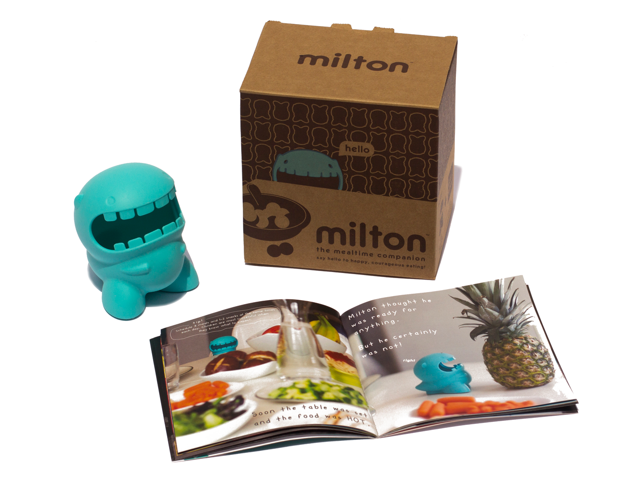 Meals with Milton : 20% off on all orders. Ends 11/27.