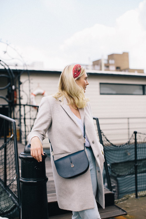 Claire Menary and Paradise Row's Mariner bag