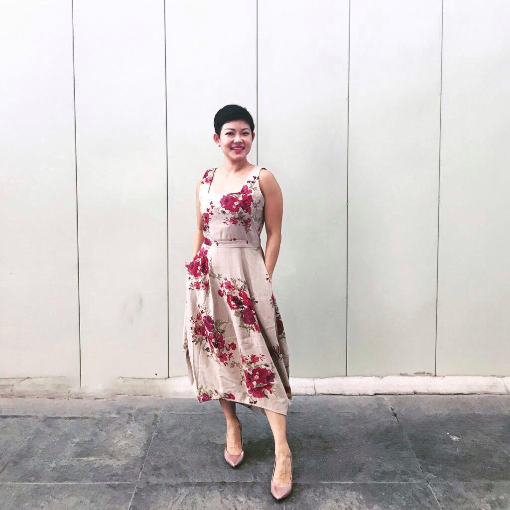 Satoria Dress