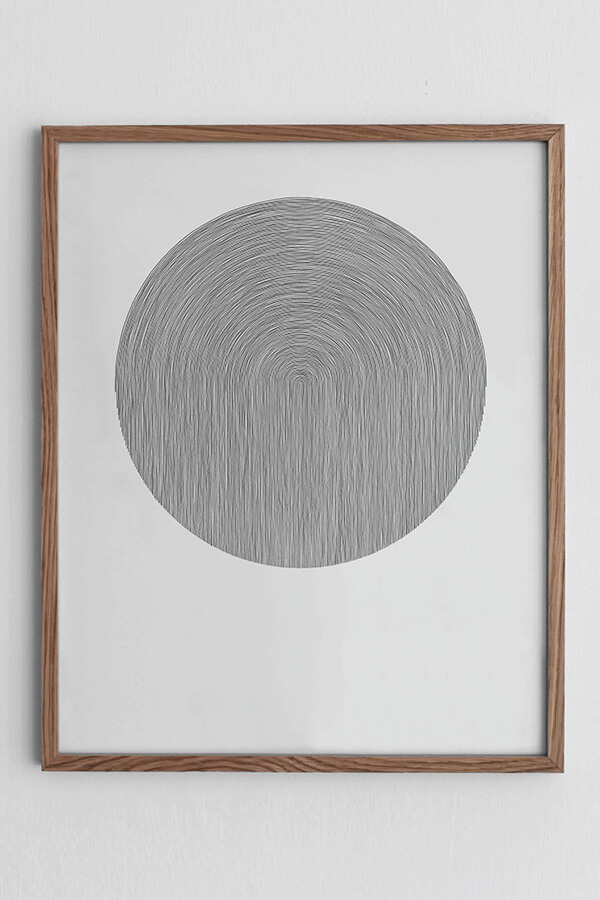 Cyril Galmiche, Untitled, 2017  Limited edition series of 25 50 x 40 cm