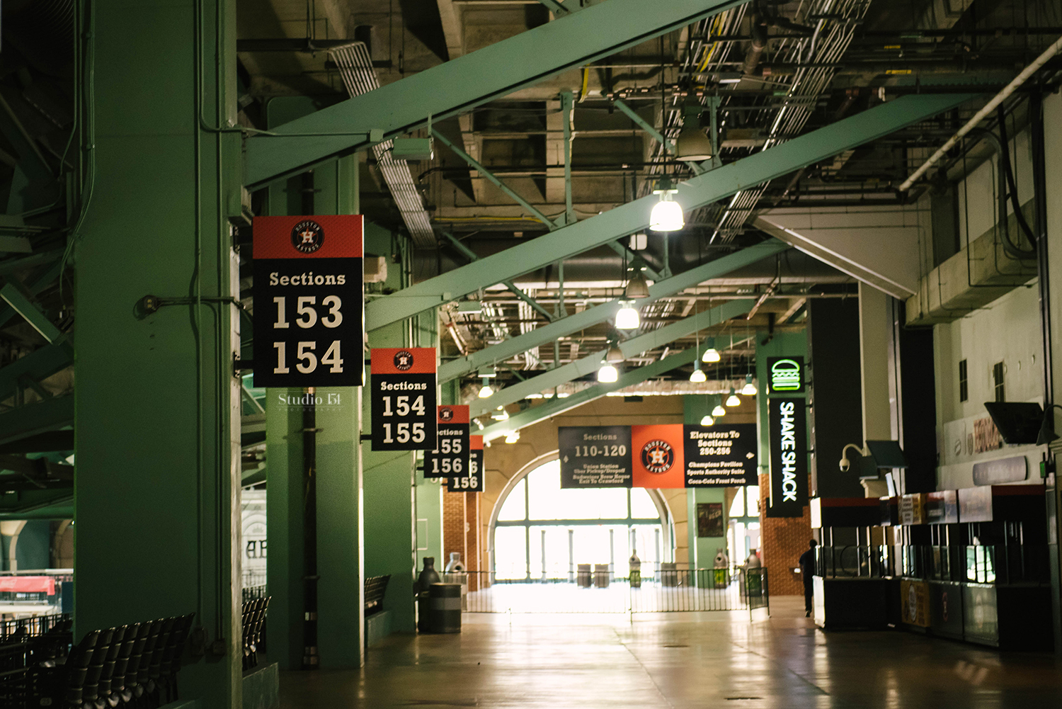 Astros Minute Maid Park