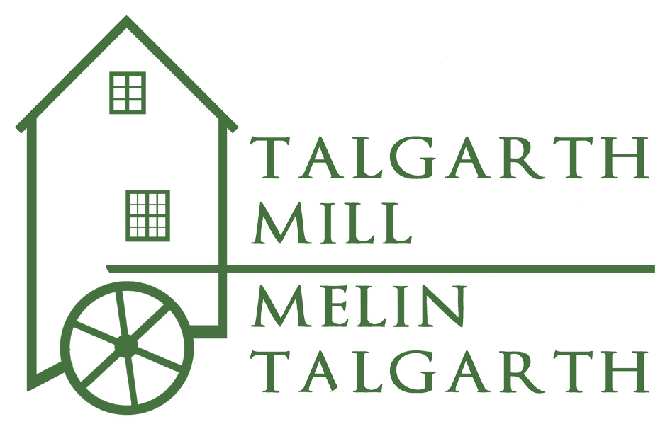 Talgarth Mill: a working water mill in the heart of the Brecon Beacons.