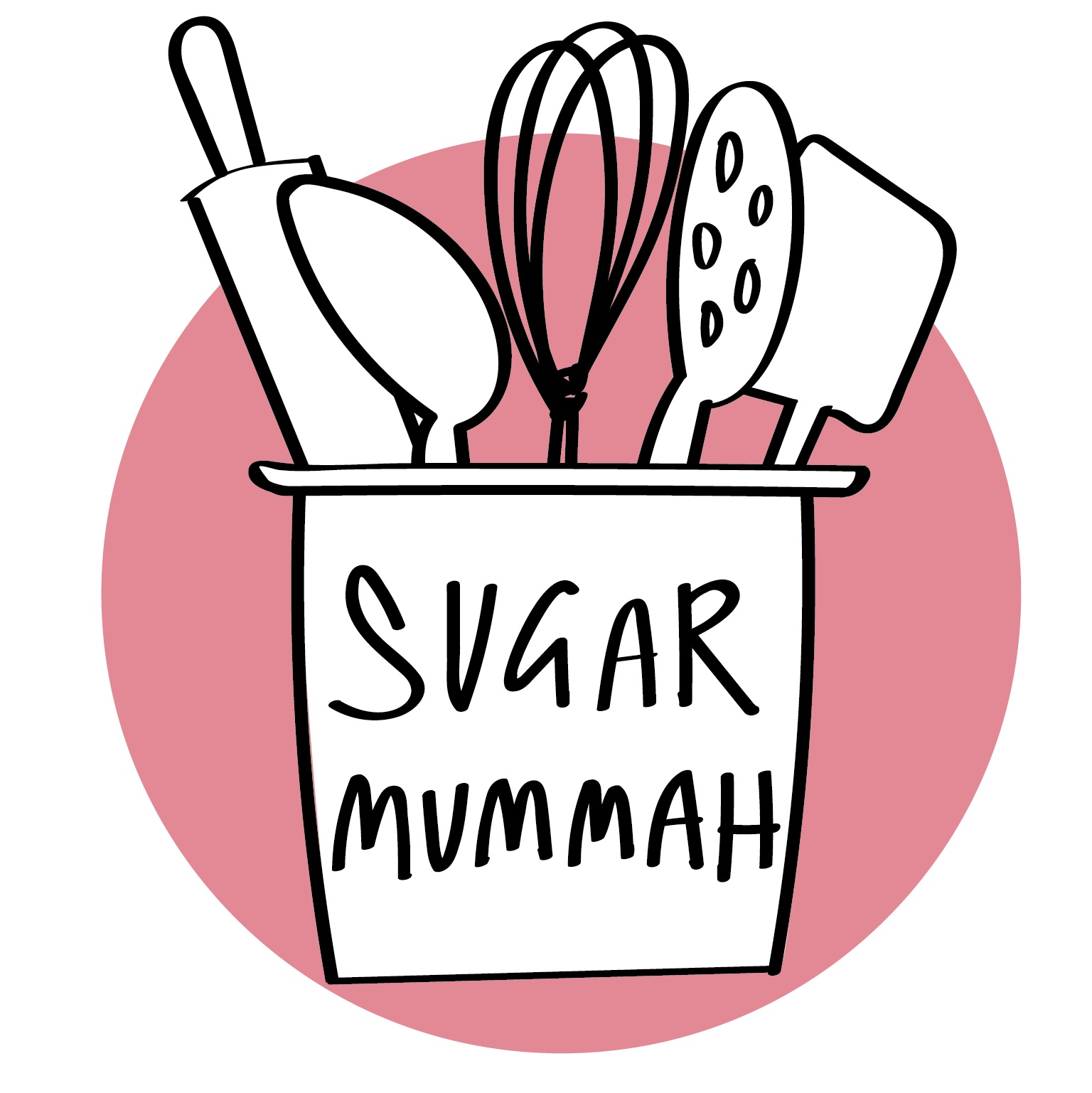 Sugar Mummah: Supplier of Sweets and Biscuits for Cafes and Events.