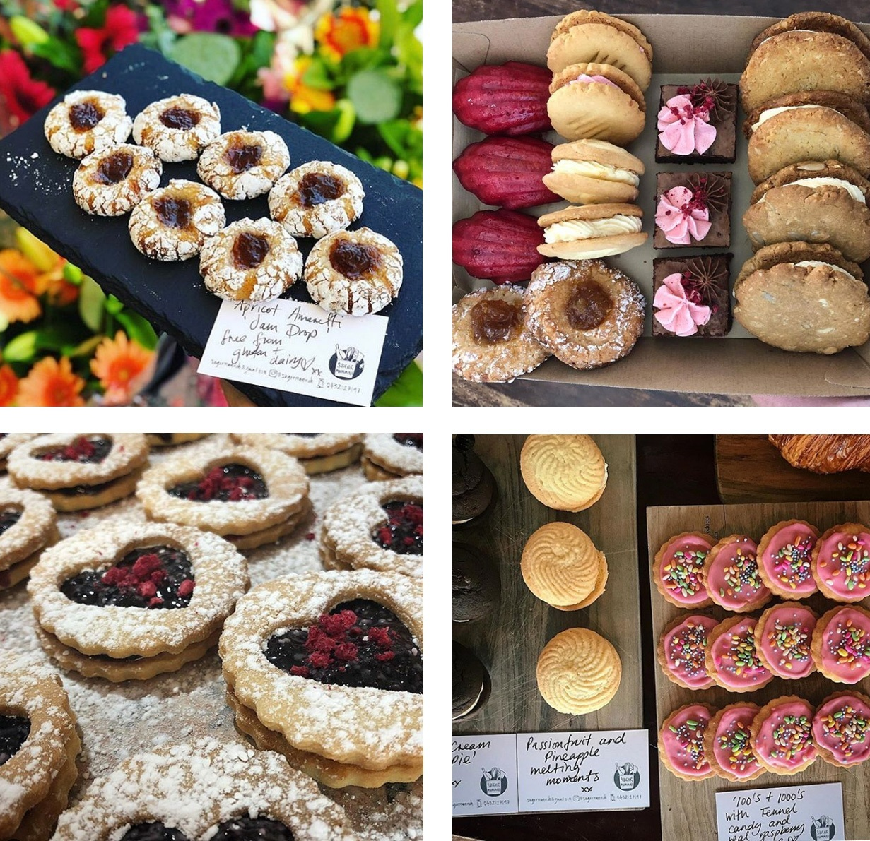 YUM! As you can see from the photos (   check out Sugar Mummah IG here   ), Frea's bakes are stunning works of art as well as being extremely delicious    (I have been lucky enough to taste some of her bakes on one of her visits to the UK. )
