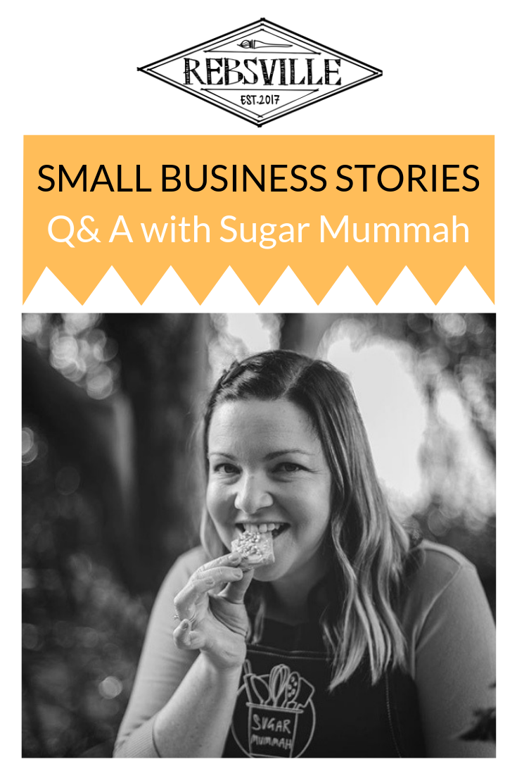 FOR MORE SMALL BUSINESS STORIES…SIGN UP TO THE REBSVILLE NEWSLETTER….
