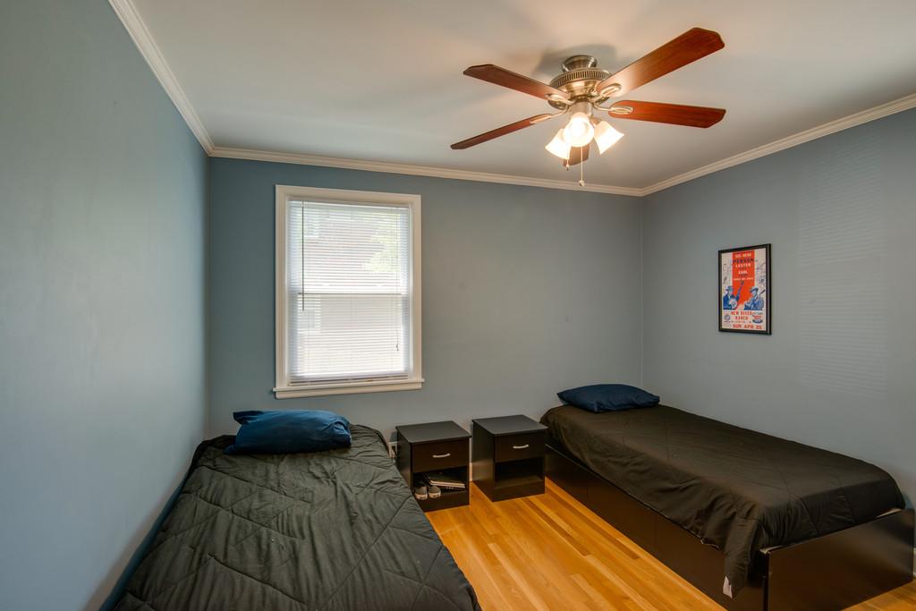 Semi-Private Bedrooms