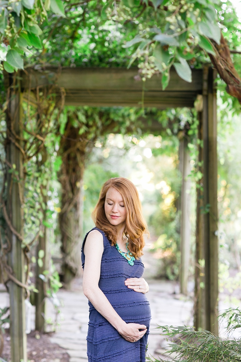 Raleigh_North_Carolina_NC_State_Arboretum_Maternity_Session_04