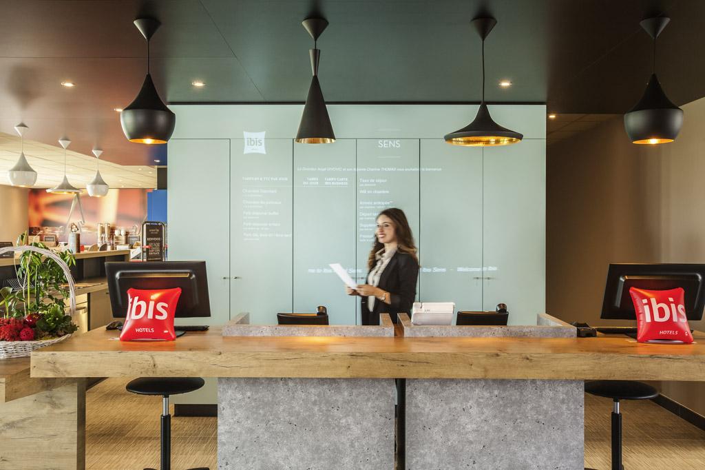 Hôtel Ibis à Sens