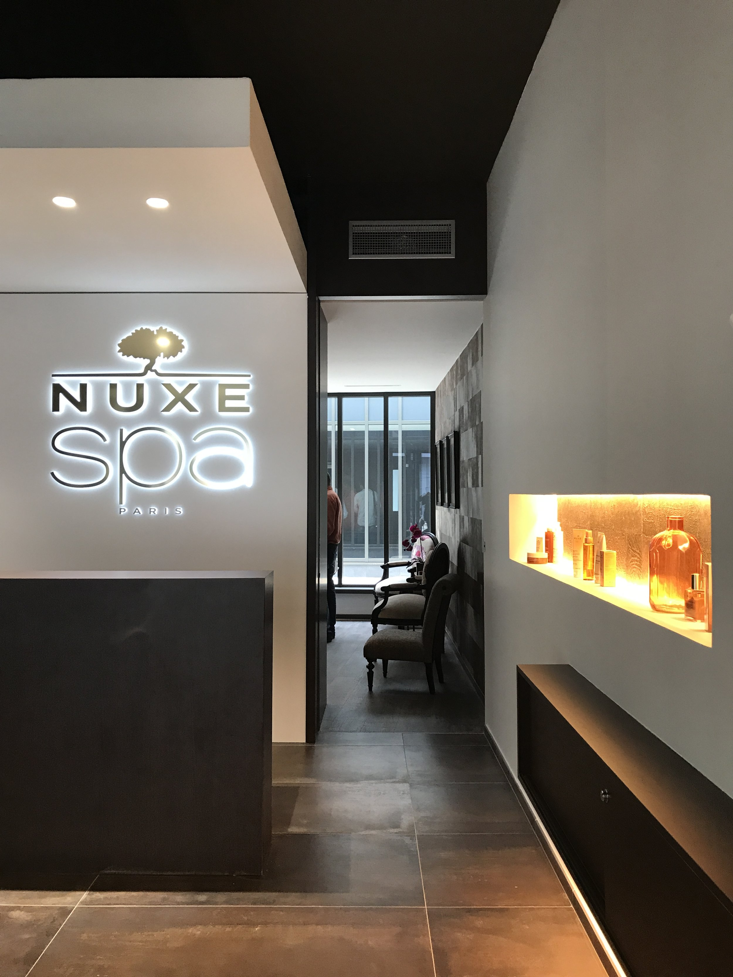 Spa Nuxe à Troyes