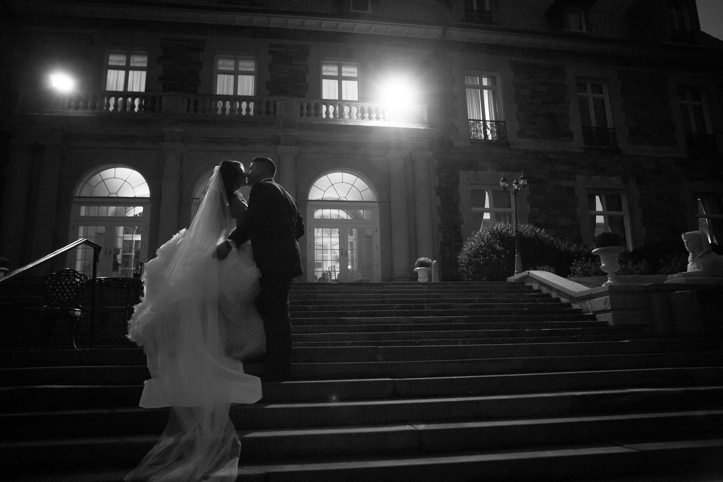Yvonne + Richard | Aldrich Mansion, Newport, RI