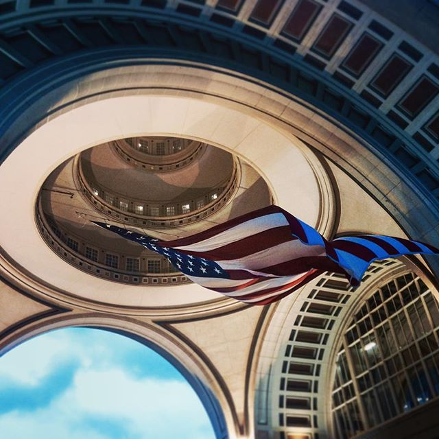 Stunning sunset last night under the #StarsAndStripes !! Happy 4th of July weekend #Boston ! #igersoftheday #igersboston #igboston #igersnewengland #ignewengland #igersboston #freepeople #freedom #america #travelgram #travelblogger #huffpostgram #4thofjuly #kinfolk #globalyodel #wanderlust #passionpassport #liveauthentic  #beautifuldestinations #iphonegraphy #bostonstrong #bostonlove #bostonphotographer #photographerboston #flag #americanflag #usa #hiddenboston #fourthofjuly
