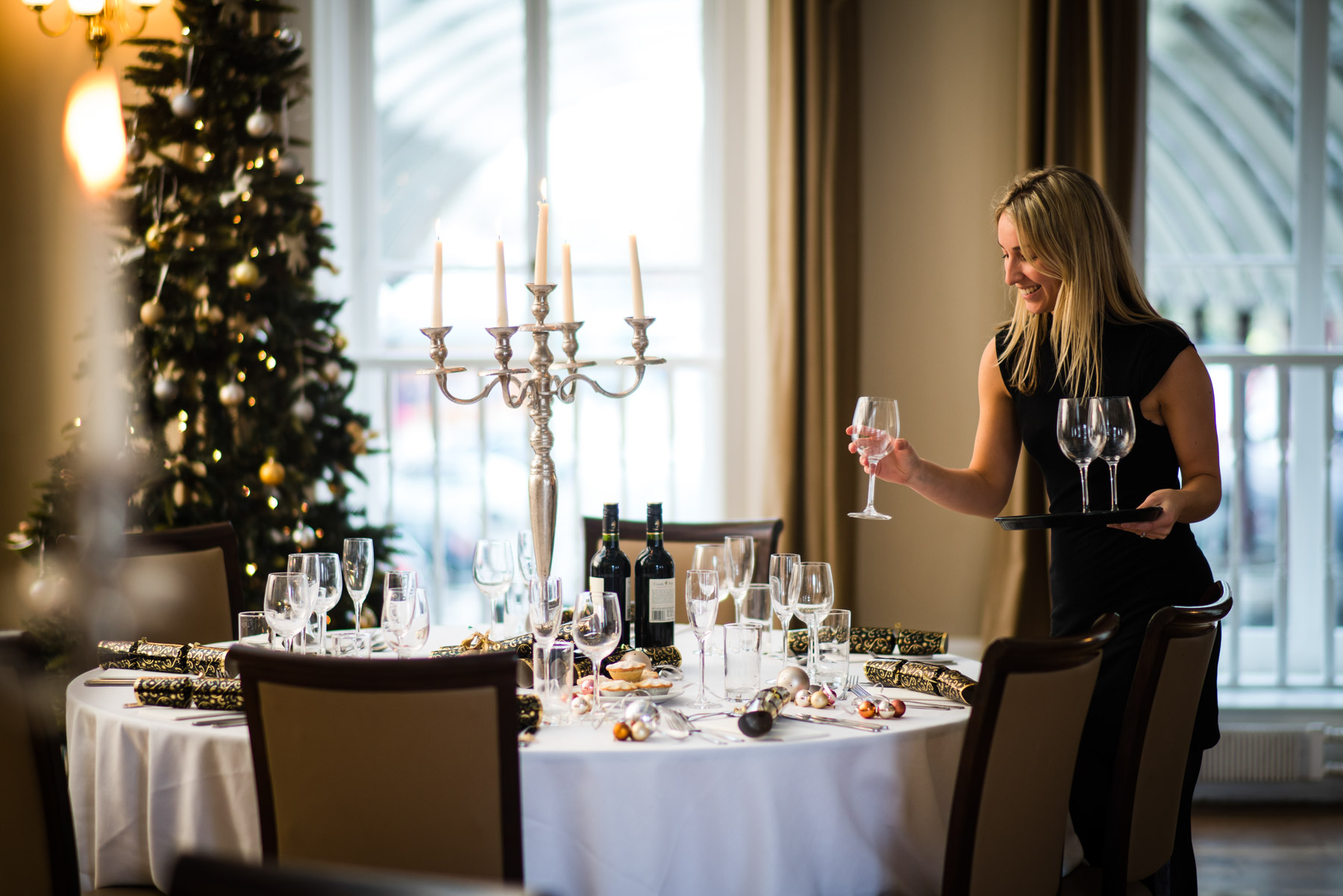 Christmas Exclusive Christmas Party Venue Hire In Bath