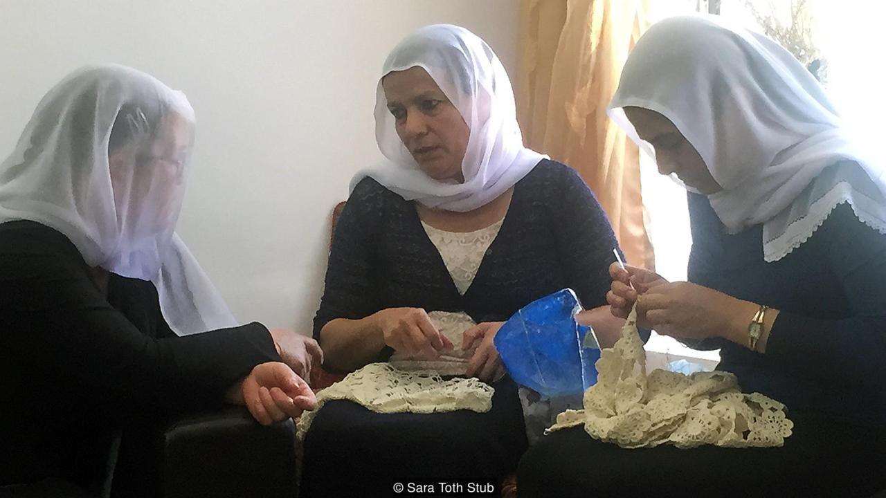 Druze women working.jpg
