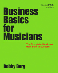 Bobby Borg is the author of  Music Marketing For The DIY Musician, Business Basics For Musicians, and The Five Star Music Makeover  (published by Hal Leonard Books). Get these books at any fine online store in both physical or digital format. NOTICE: Any use or reprint of this article must clearly include all copyright notices, author's name, and link to