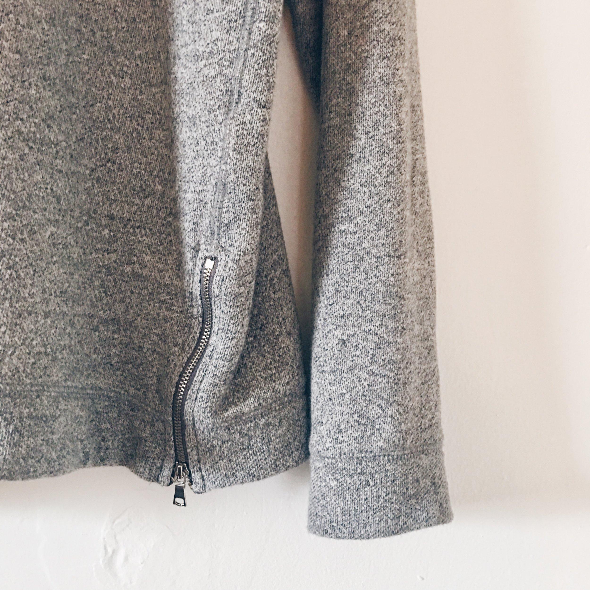 Zipper Details