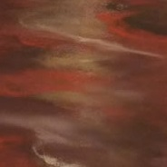 Embrace | Pastel on Copper, 12 x 22 inches, 23.25 x 33.5 inches framed