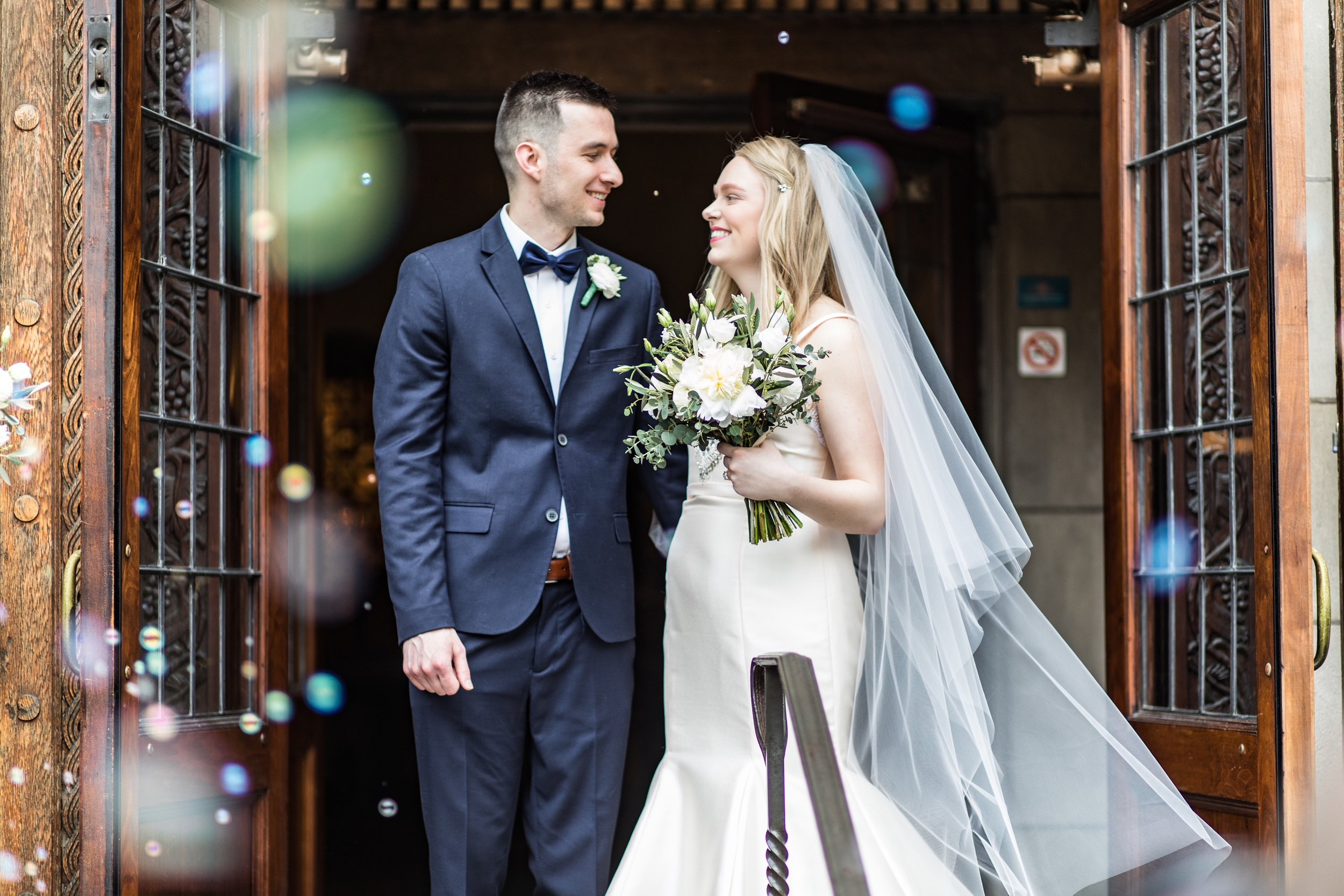 Grand Rapids Church Wedding