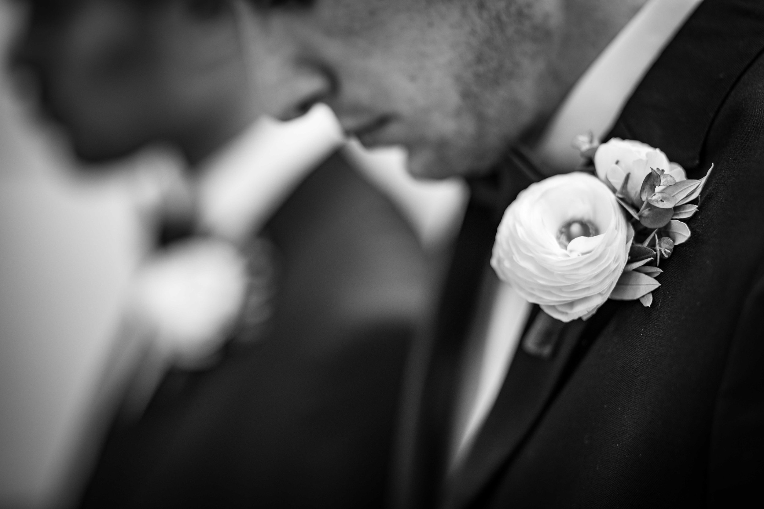 The Grooms Boutonniere