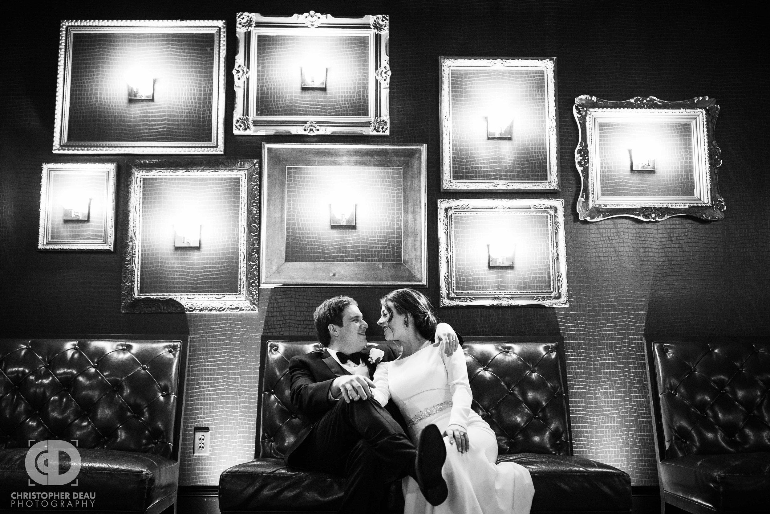 Thomas and Bronwyn Wedding