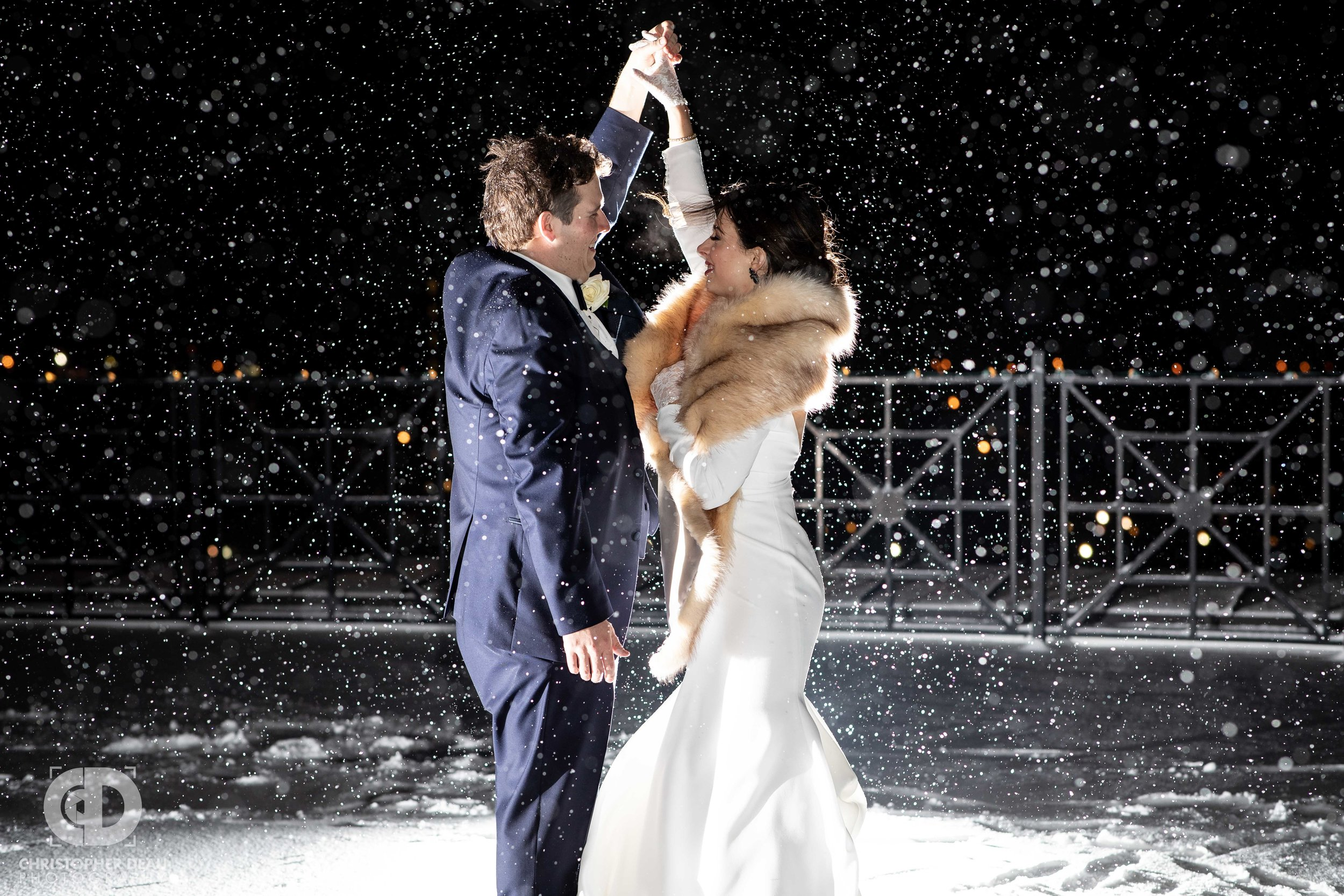 Loft 310 Skydeck Winter Wedding