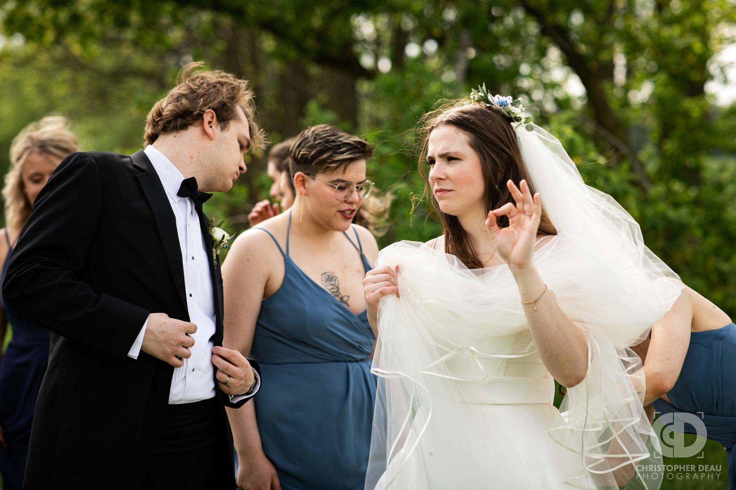 a-okay bride