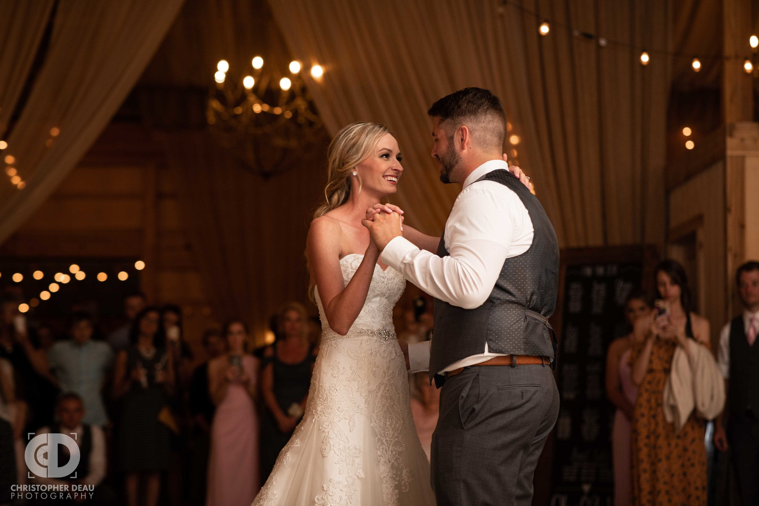 First Dance at Gable hill