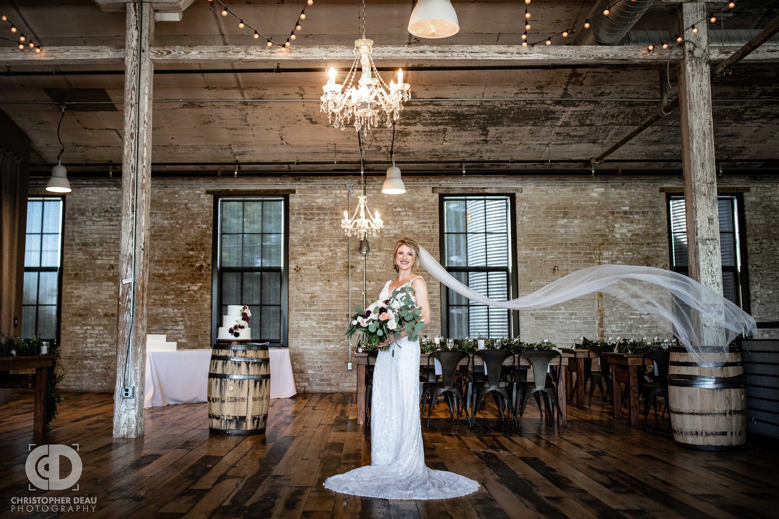 Journeyman Distillery Bride