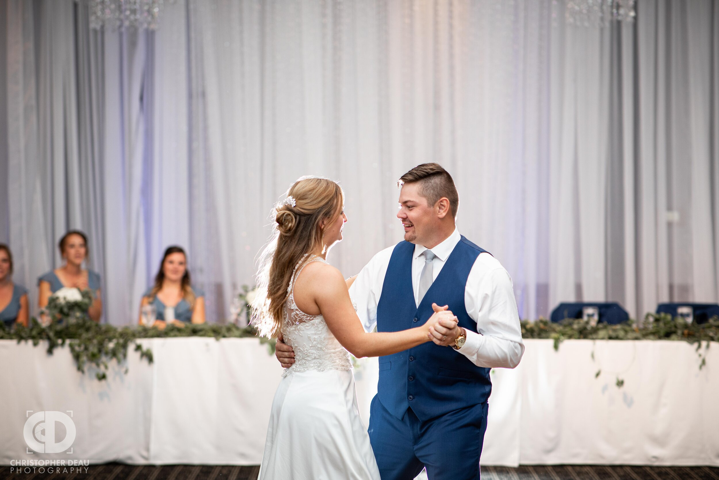 First dance at CityScape in Kalamazoo
