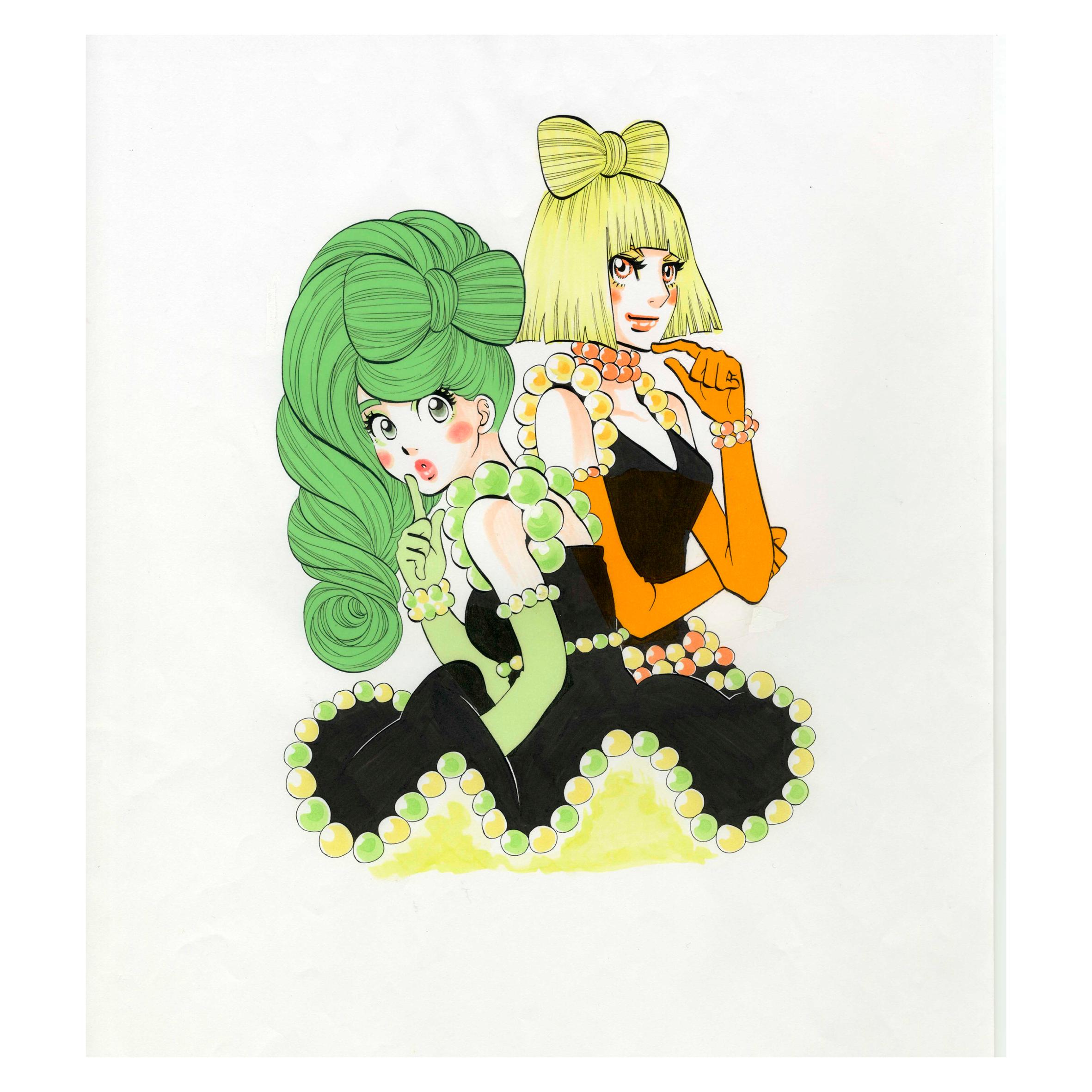 Higashimura Akiko (b.1975), Princess Jellyfish (Kuragehime), 2008-2017 © Akiko Higashimura / Kodansha Ltd.