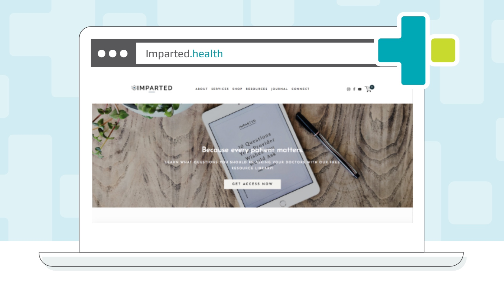 Imparted Health and .Health Casestudy