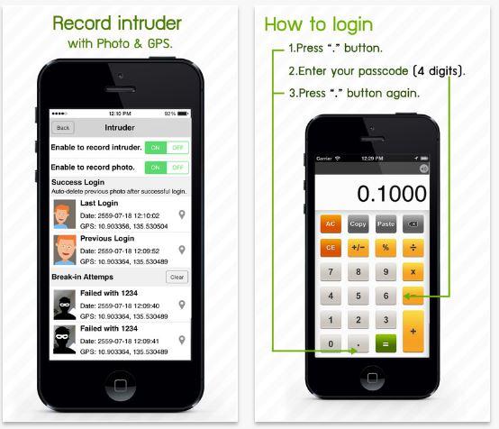 hidden calculator apps teens