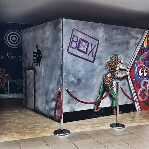 THE BOX at Showgrounds Shopping Centre