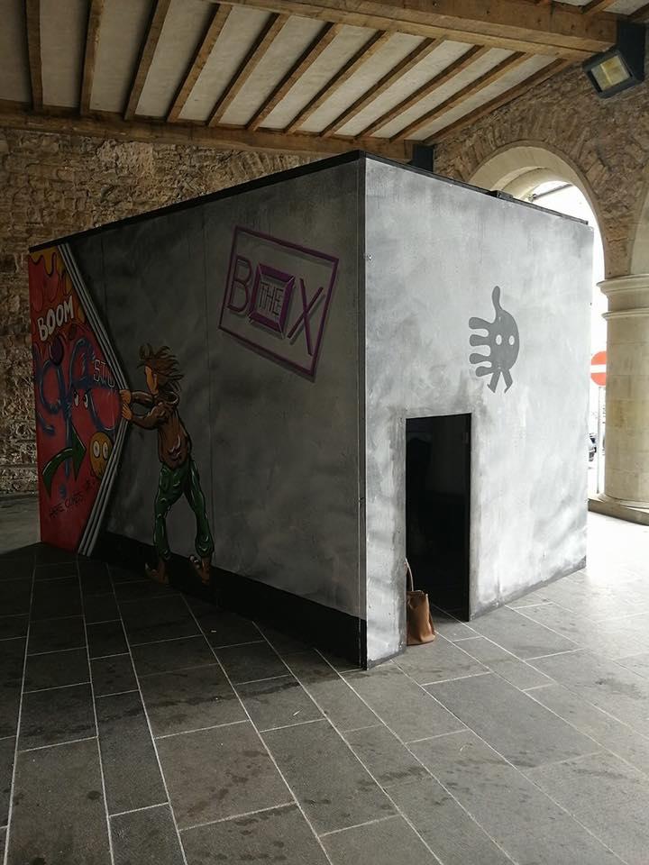 THE BOX at The Main Guard
