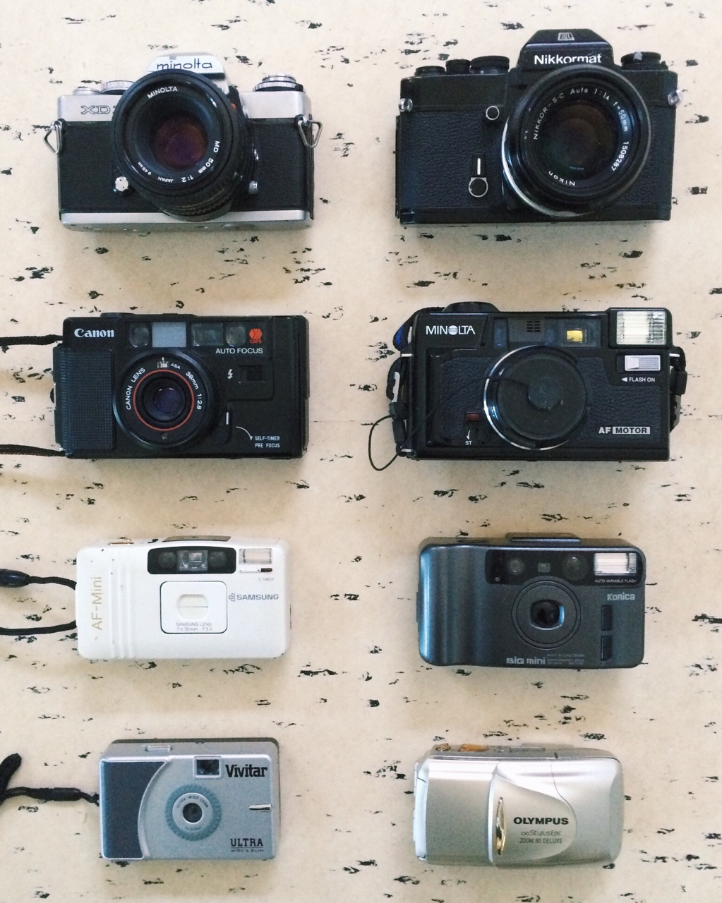 New zines and old cameras going up in the online store this Thursday, September 1st¡¡