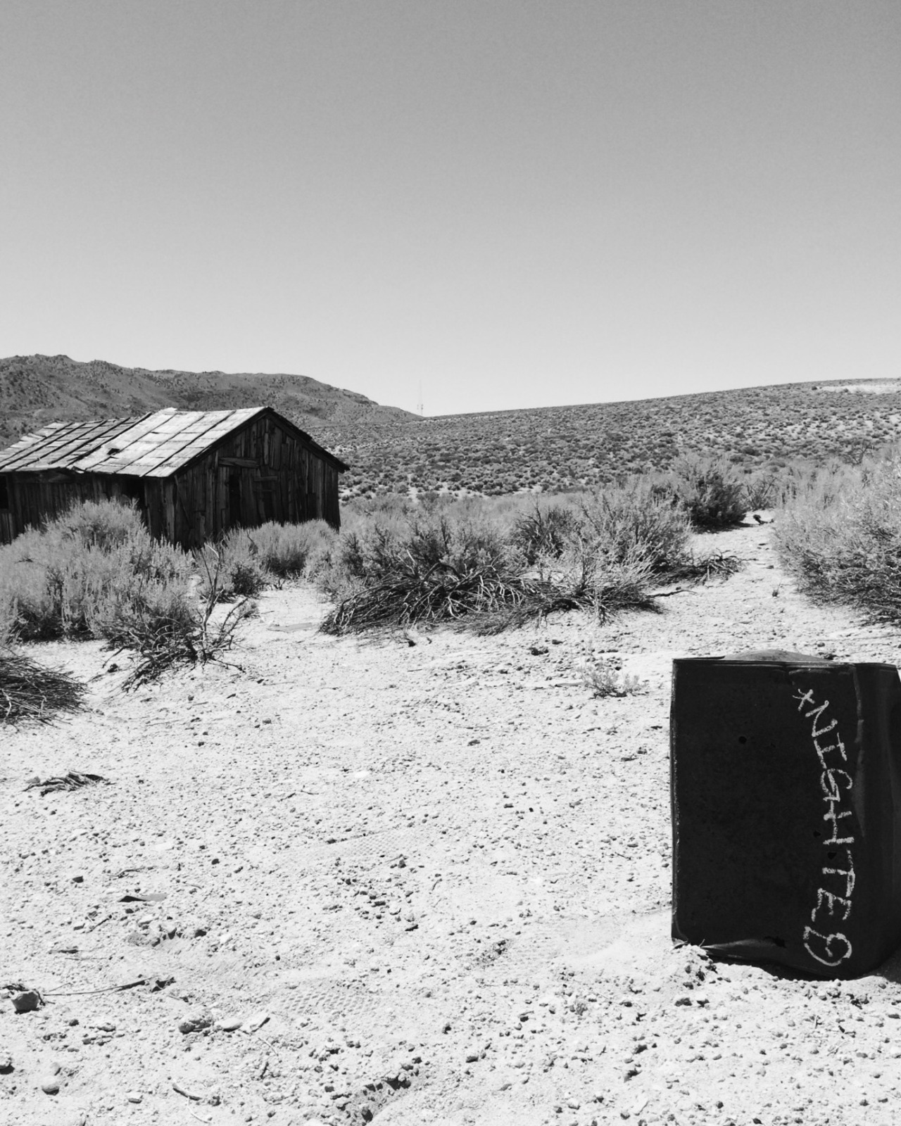 Day 3📍Las Vegas, NV to a ghost town in Northern AZ