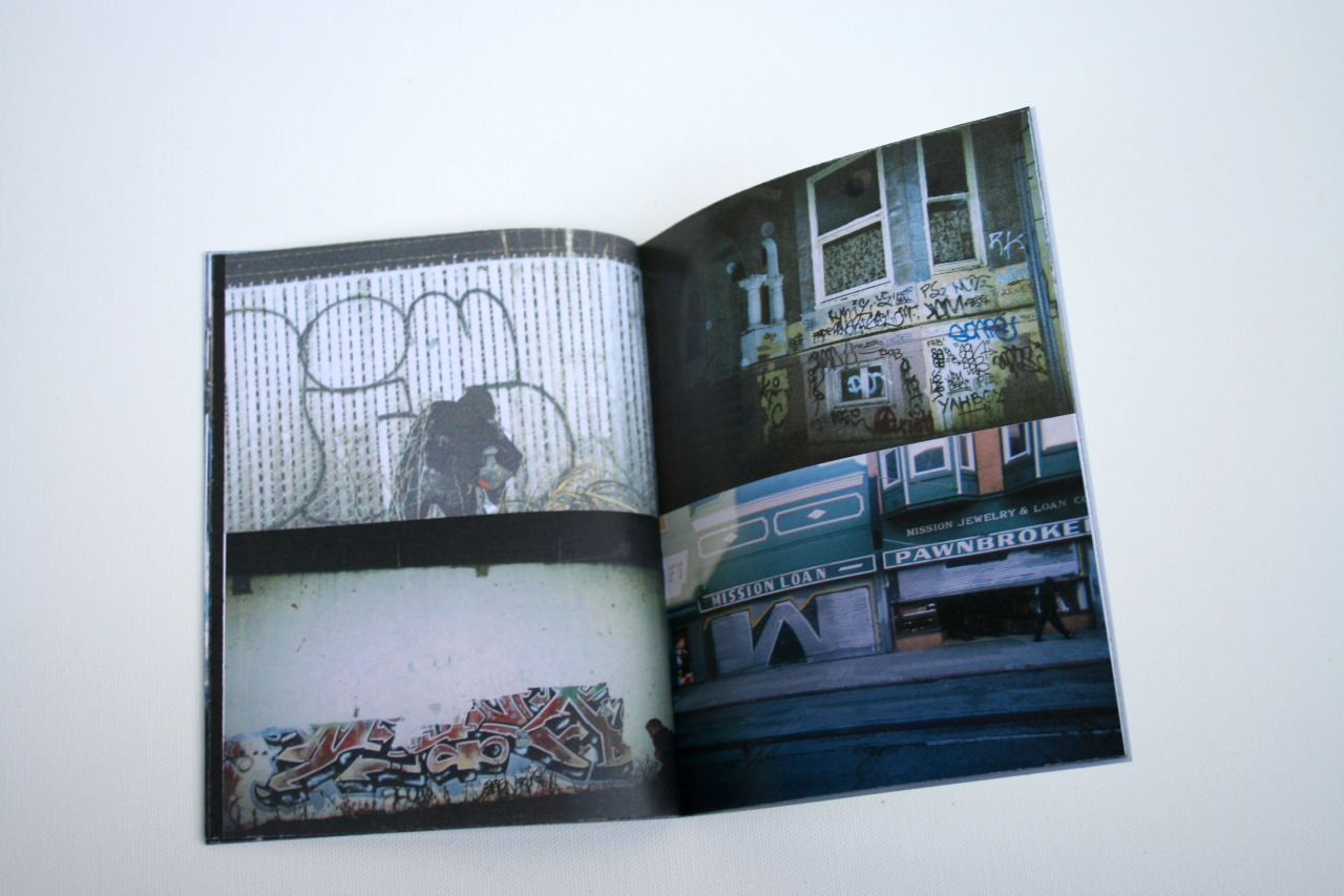 Suspect zine   by Matthew Eloy is down to the last few copies, don't snooze..