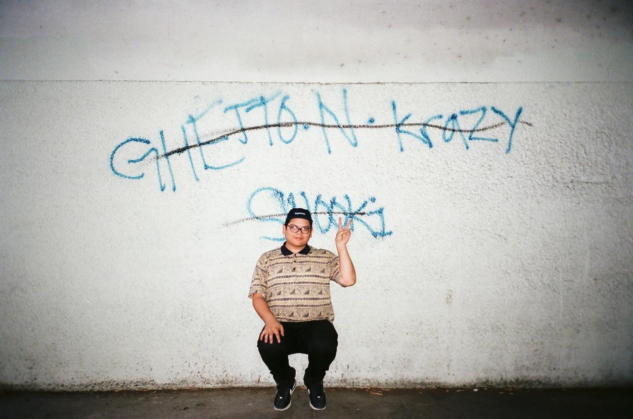 bongripsinthehood :     so what im juz ghetto n crazy foo