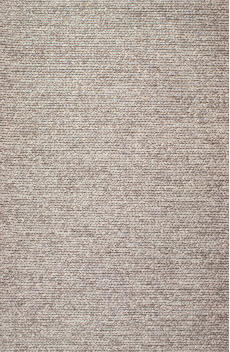 Rug #003708 Retail: $1,217.00 Sale: $852.00 Size: 5'x8' Color: Nuteral Made in India 100% Wool