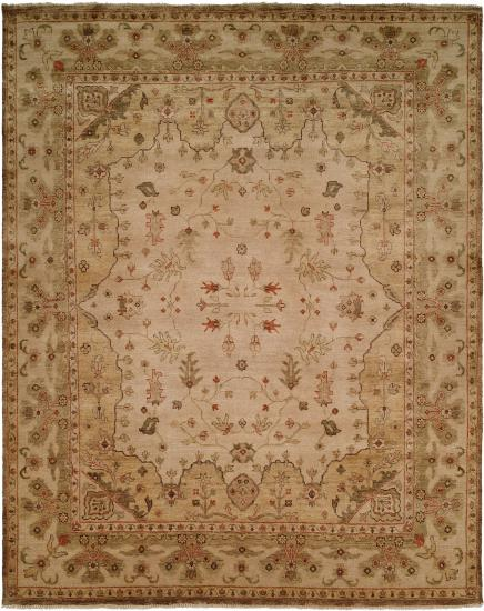 Rug #003878 Retail: $11,721.60 Sale: $6,990.00 Size: 12'x12' Color: Earth Made in India Hand Knotted Wool